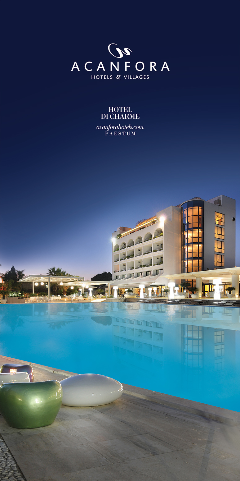 Acanfora hotels village hotel web site design agency for Sites hotel