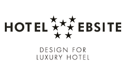 Hotel Web Site, design agency